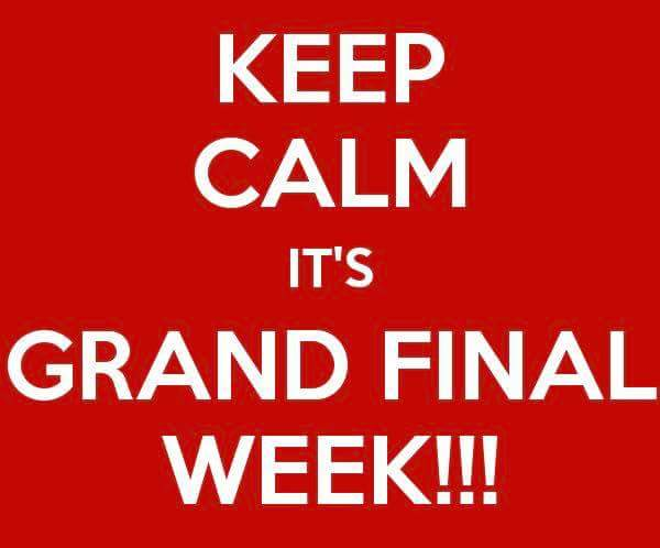 Keep Calm Grand Final